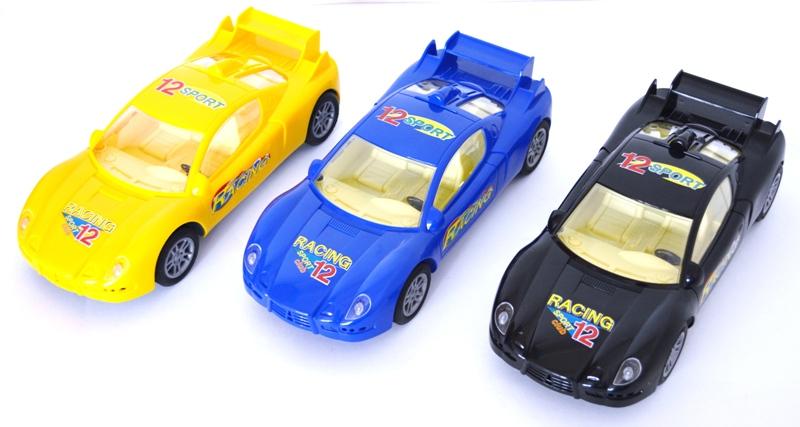 Автомобиль инерционный RACINGГоночные машины<br>Автомобиль инерционный RACING<br>
