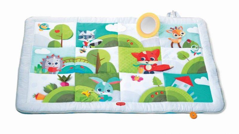 Купить Развивающий коврик - Солнечная полянка, Tiny Love