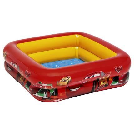Надувной бассейн «Тачки. Disney» с надувным дномДетские надувные бассейны<br>Надувной бассейн «Тачки. Disney» с надувным дном<br>