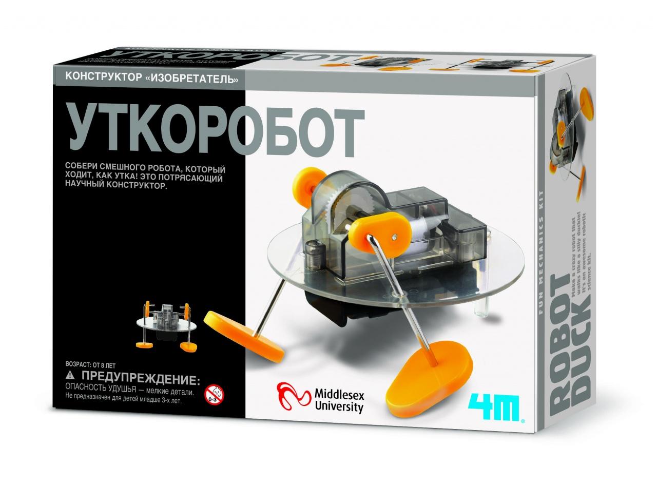 Уткоробот - Юный инженер, артикул: 159058