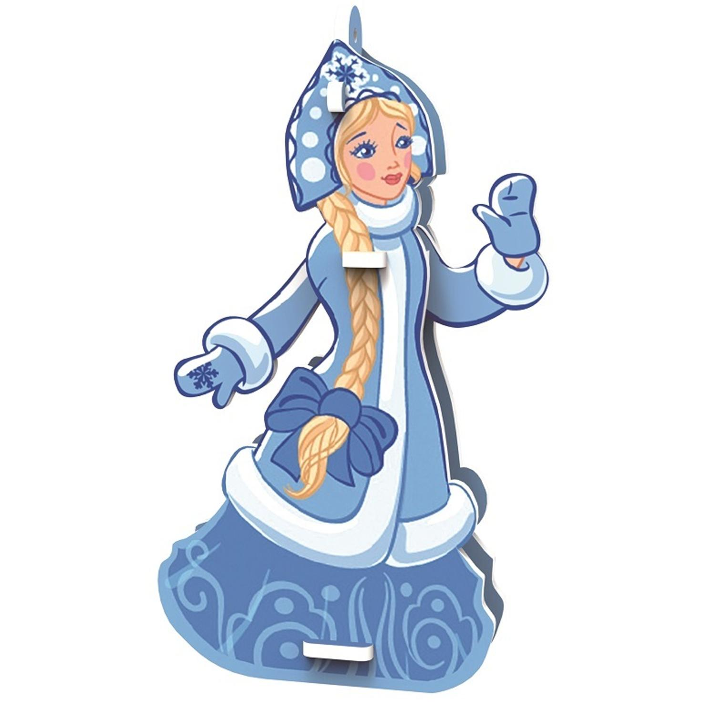 3D пазл - Снегурочка фото