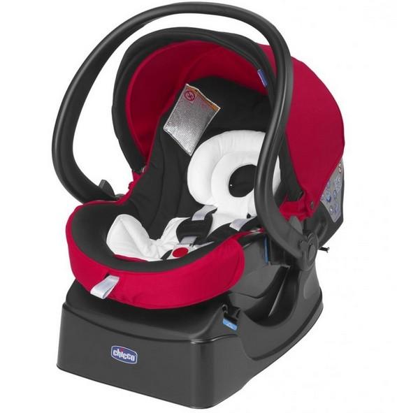Автомобильное сиденье Auto-Fix Fast Baby Red Wave от Toyway