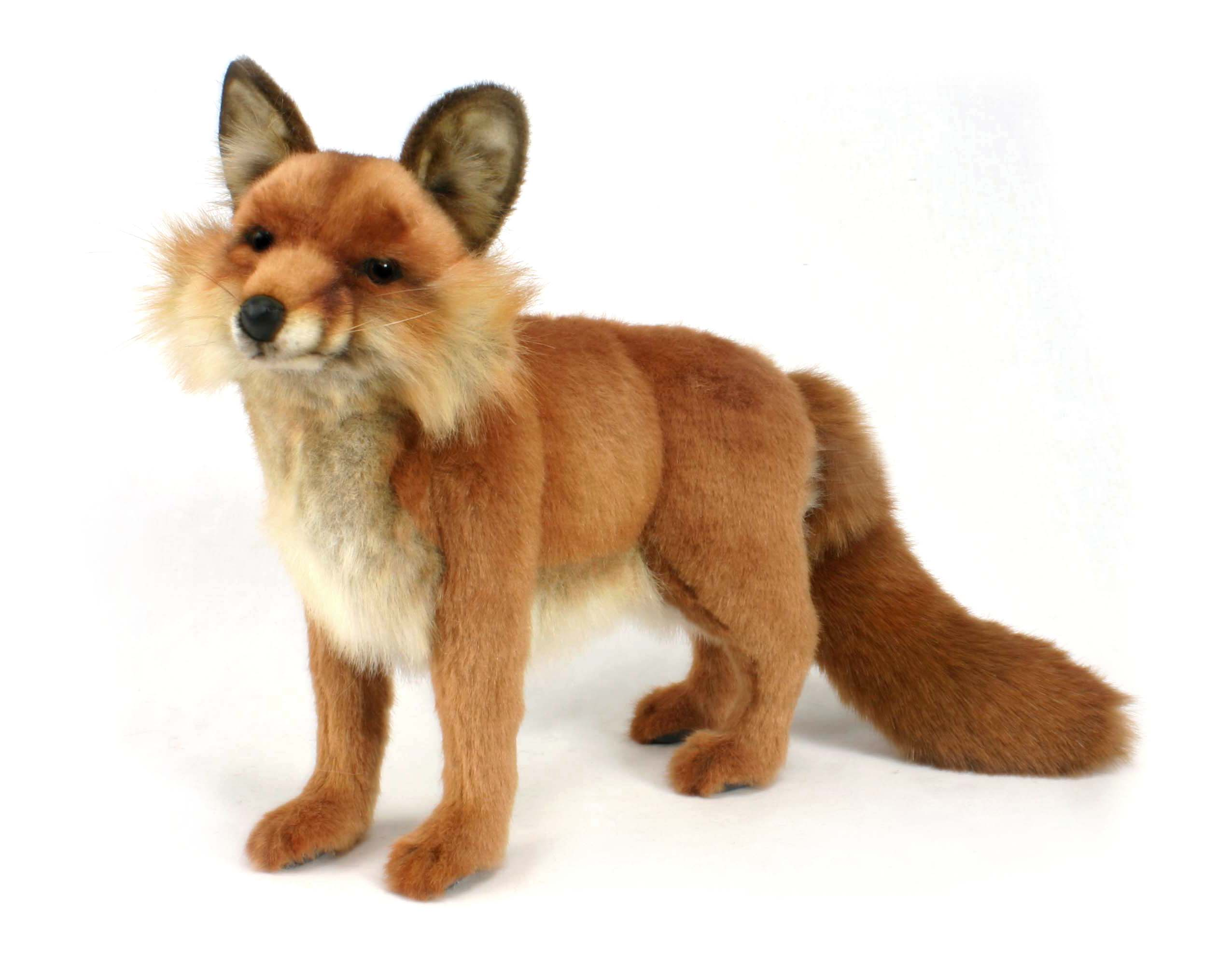 Рыжая лисица, 40 смДикие животные<br>Рыжая лисица, 40 см<br>