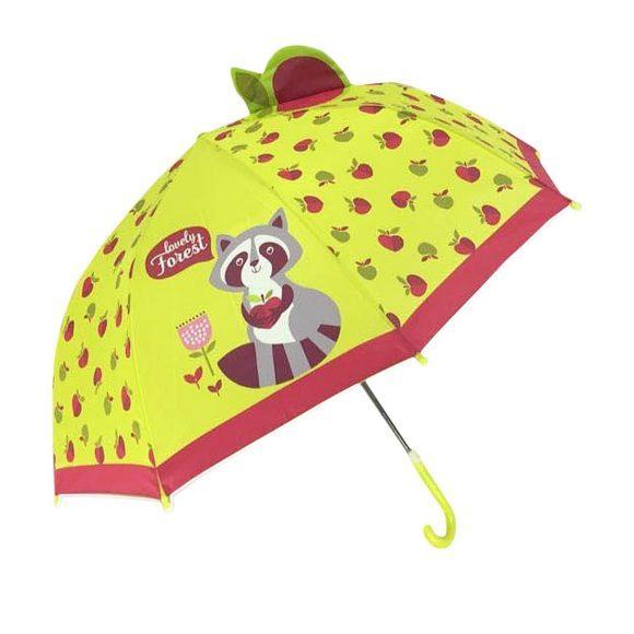 Детский зонт из коллекции Cherry - Apple forest, 46 смДетские зонты<br>Детский зонт из коллекции Cherry - Apple forest, 46 см<br>