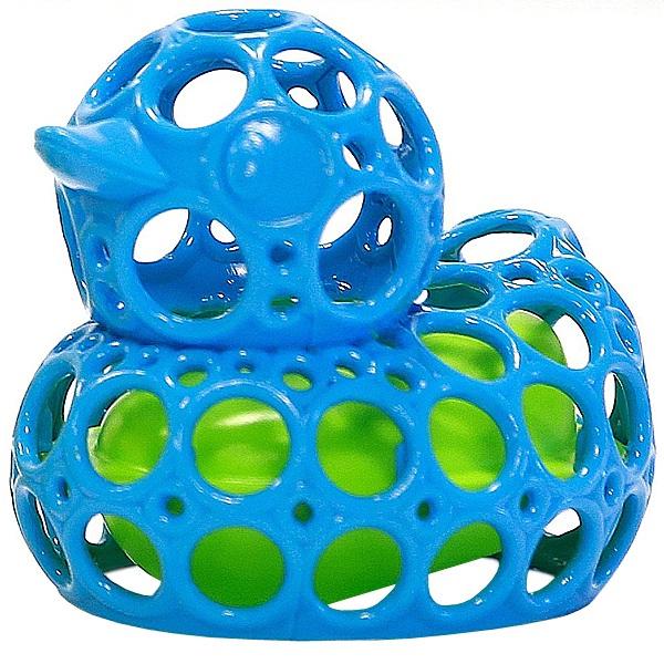 Игрушка для ванны - Уточка ГолубаяУточки для ванны<br>Игрушка для ванны - Уточка Голубая<br>