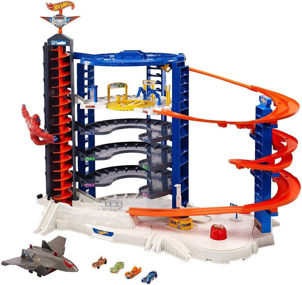 Купить Игровой комплекс Hot Wheels® - Невообразимая башня, Mattel