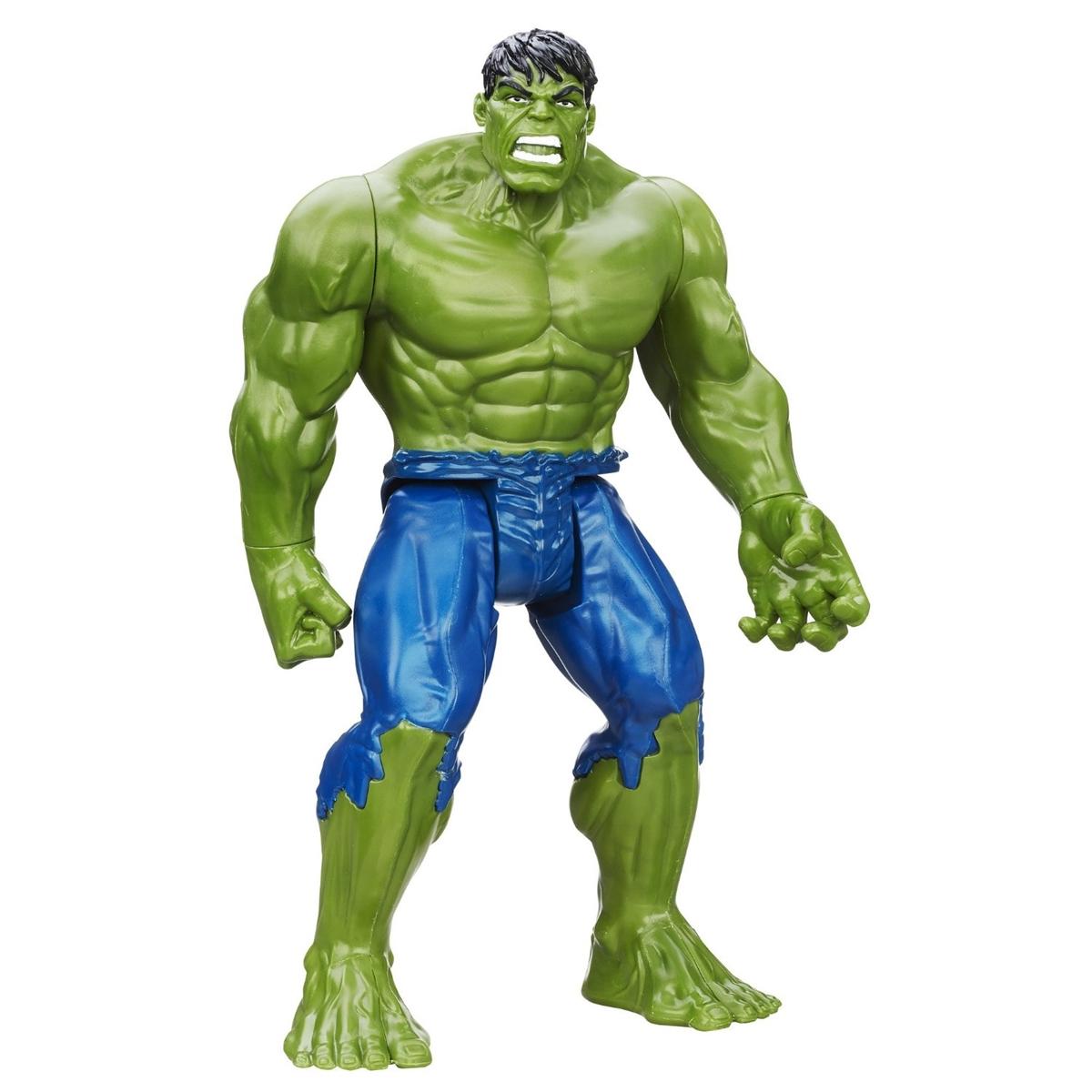 Игровая фигурка Халка из серии «Титаны», Hasbro  - купить со скидкой