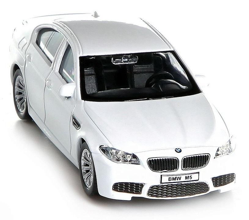 Металлическая машина RMZ City - BMW M5, 1:43BMW<br>Металлическая машина RMZ City - BMW M5, 1:43<br>