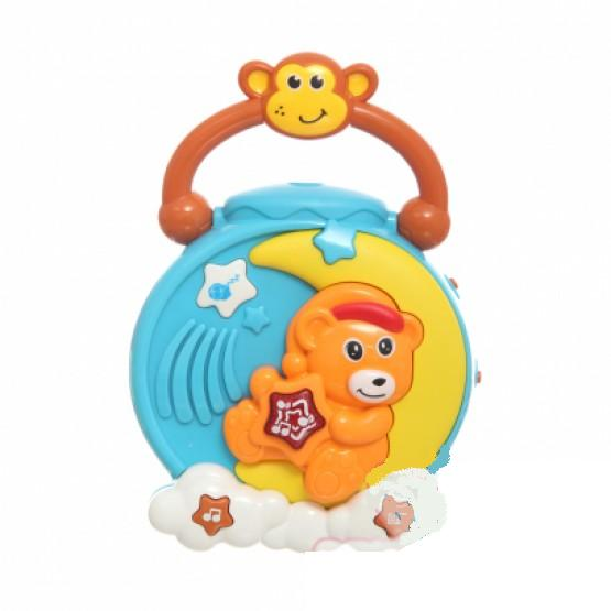 Музыкальна игрушка – проектор 2 в 1Музыкальные ночники и проекторы<br>Музыкальна игрушка – проектор 2 в 1<br>