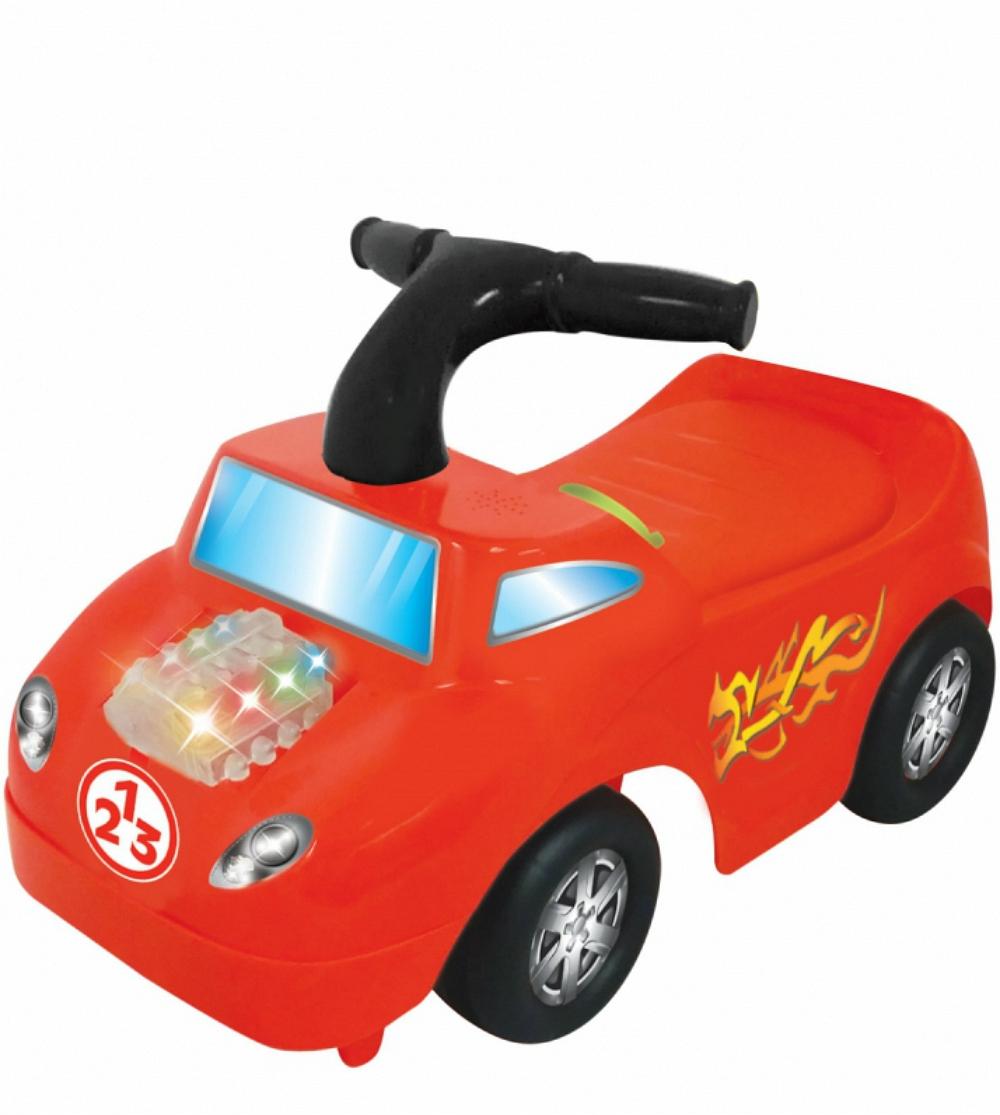 Каталка - пушкар - Маленький гонщикМашинки-каталки для детей<br>Каталка - пушкар - Маленький гонщик<br>