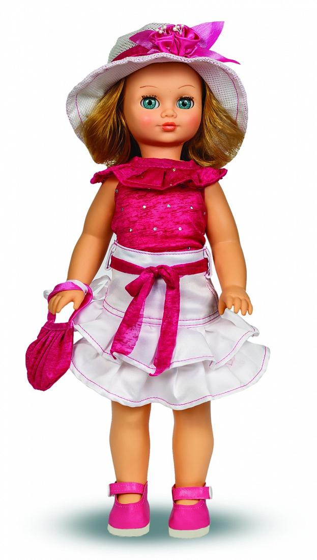Кукла «Лиза 16», со звуковым устройством, 42 см.Русские куклы фабрики Весна<br>Кукла «Лиза 16», со звуковым устройством, 42 см.<br>