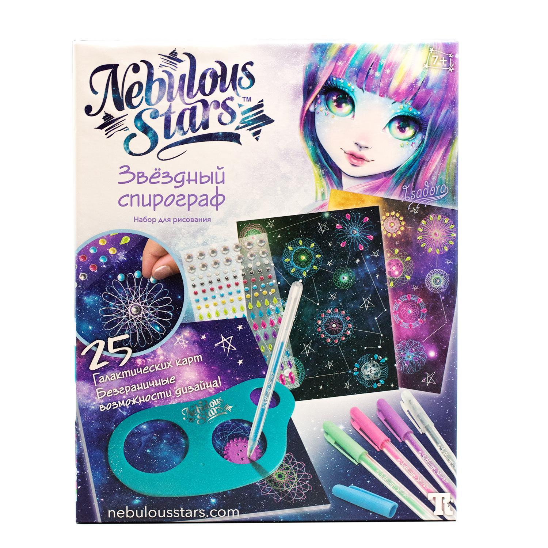 Купить Набор для рисования Nebulous Stars - Звездный спирограф, Tween Team Agency