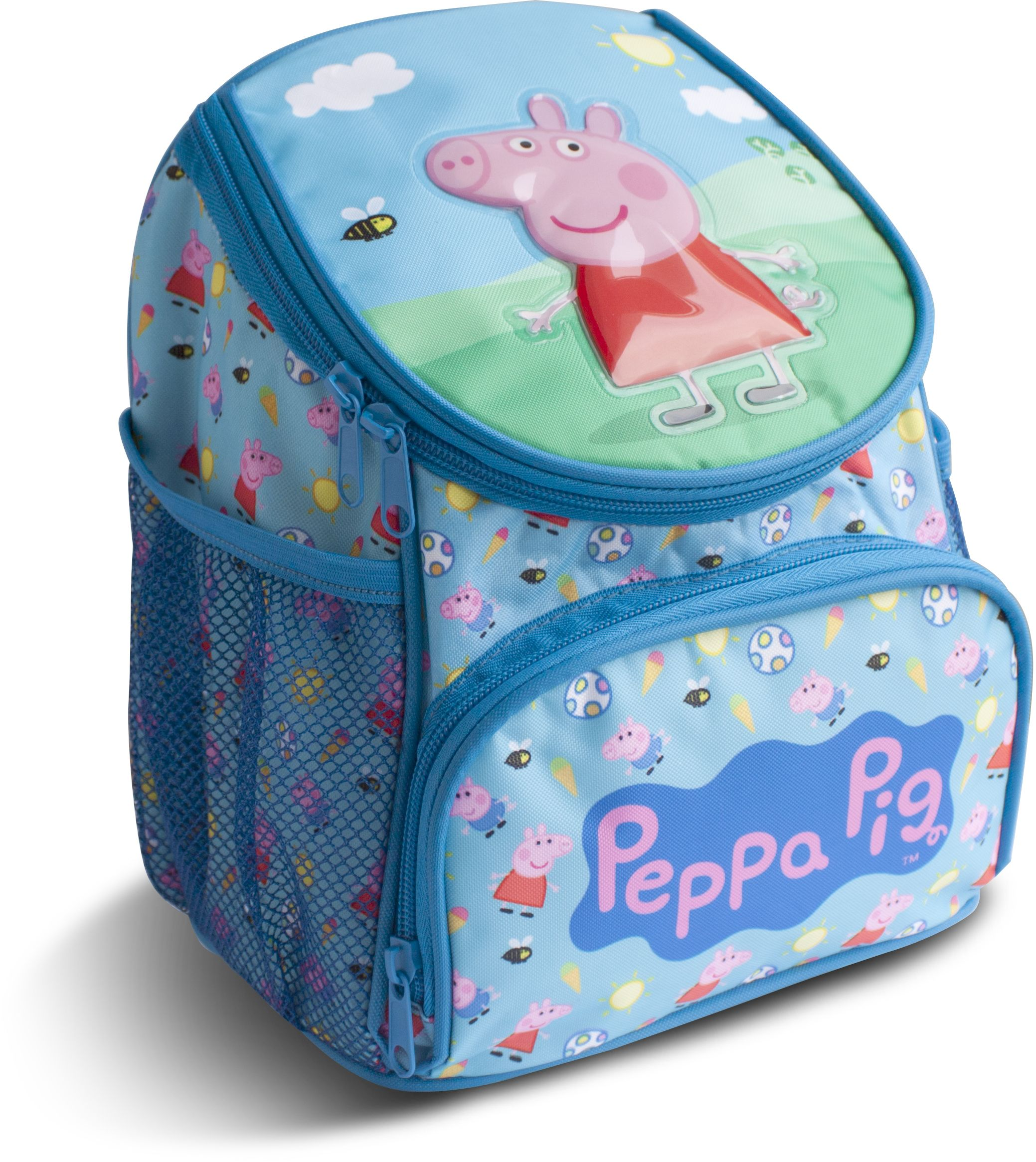 Рюкзачок увеличенный Свинка ПеппаСвинка Пеппа Peppa Pig<br>Рюкзачок увеличенный Свинка Пеппа<br>