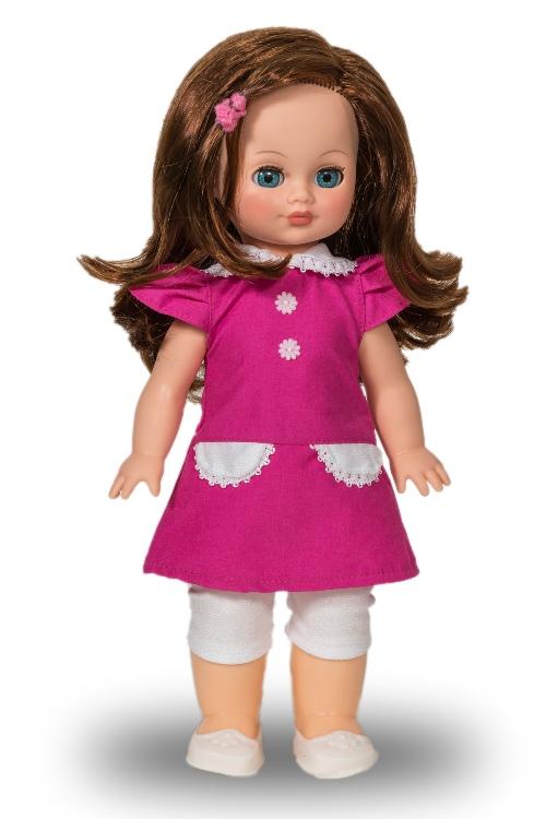 Озвученная кукла Элла 24Русские куклы фабрики Весна<br>Озвученная кукла Элла 24<br>