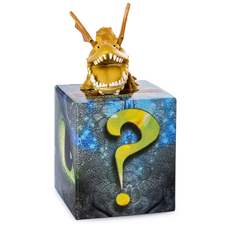 Купить Набор из 2 коллекционных фигурок Как приручить дракона-3 - Сарделька, 5 см, Spin Master