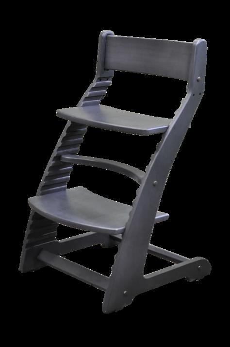 Купить Растущий стул Praktikk, цвет – Графитовый, Wood lines