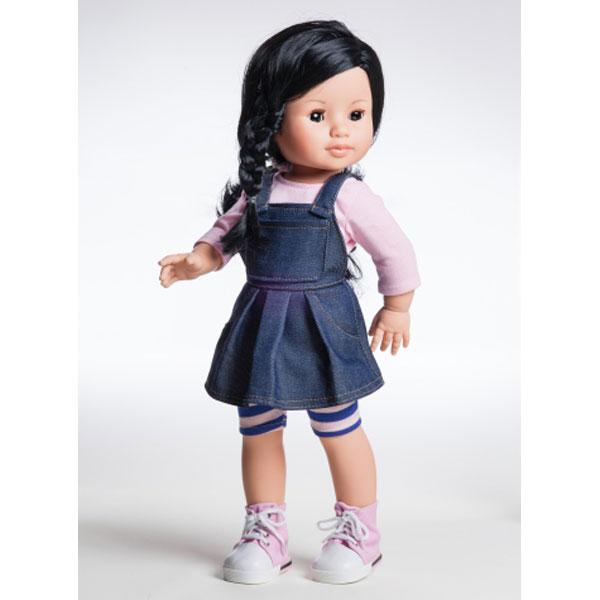 Кукла Лис, 42 см.Испанские куклы Paola Reina (Паола Рейна)<br>Кукла Лис, 42 см.<br>
