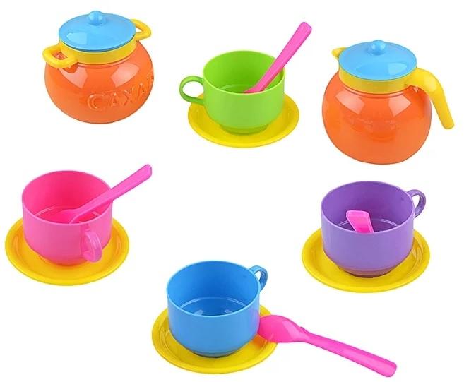 Посуда детская - Чайный набор, Stellar  - купить со скидкой