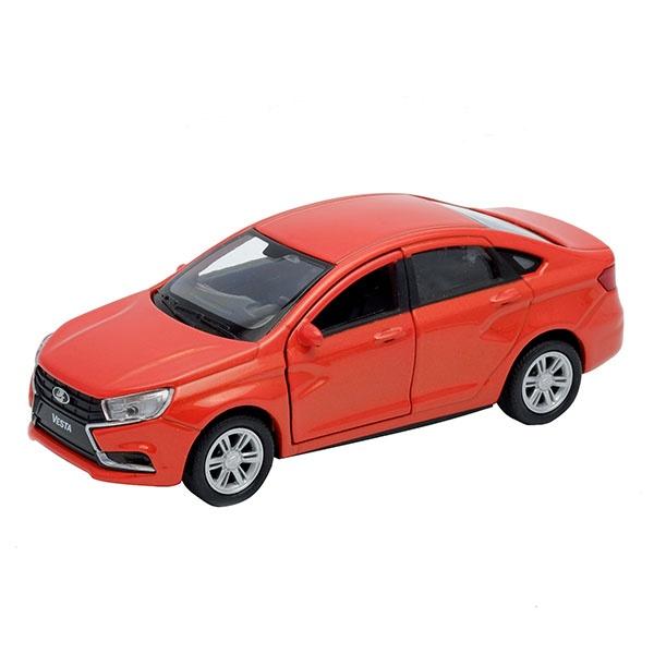 Купить Модель машины Lada Vesta, 1:34-39, Welly