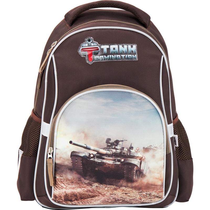 Рюкзак школьный Tanks Domination 513 TDШкольные рюкзаки<br>Рюкзак школьный Tanks Domination 513 TD<br>