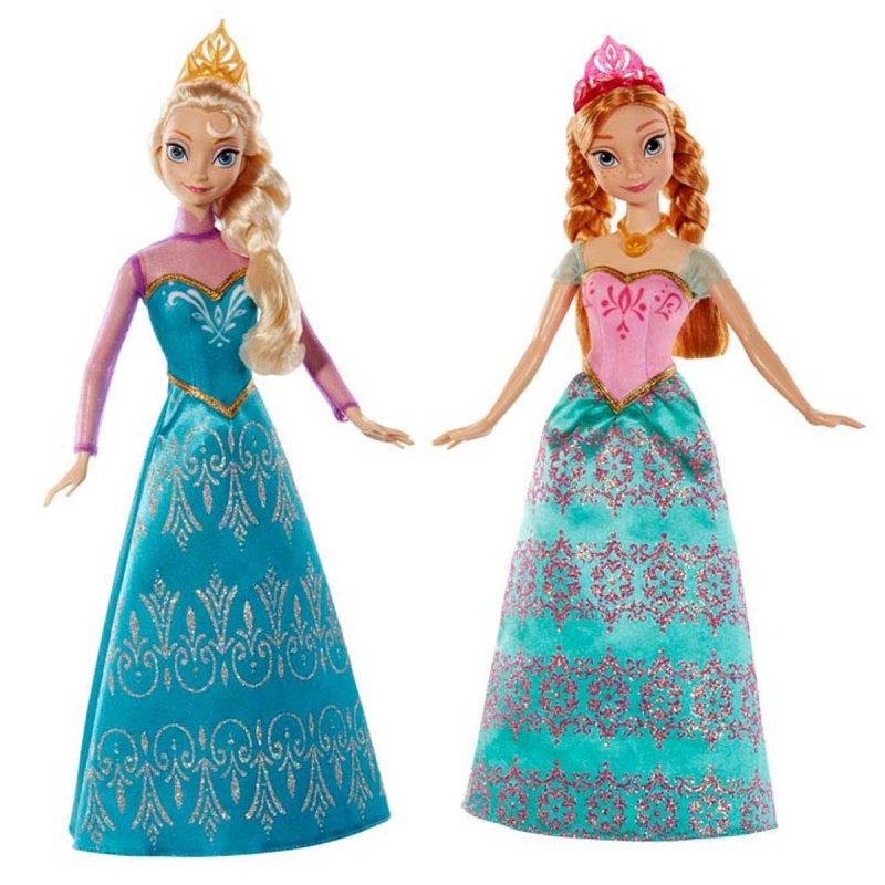 Disney Princess - Анна и ЭльзаКуклы холодное сердце<br>Disney Princess - Анна и Эльза<br>