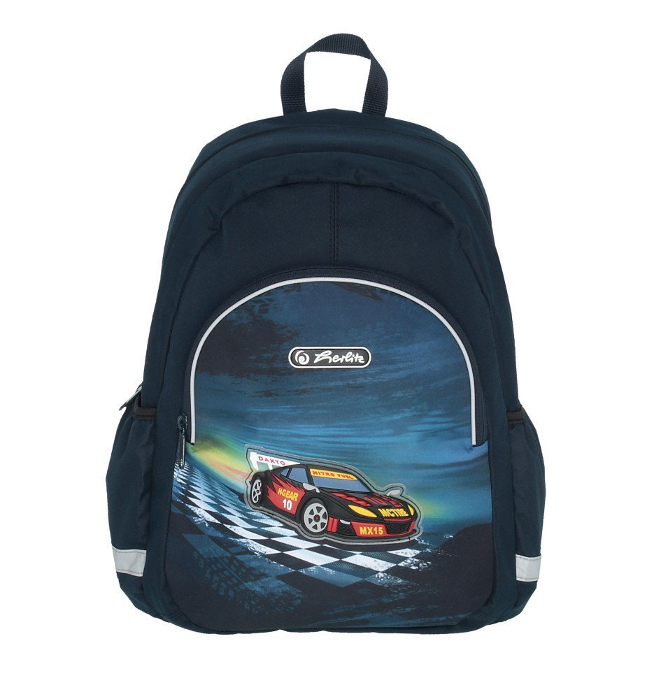 3272ab44928f Рюкзак школьный Super Racer, без наполнения от Herlitz, 50007974 ...