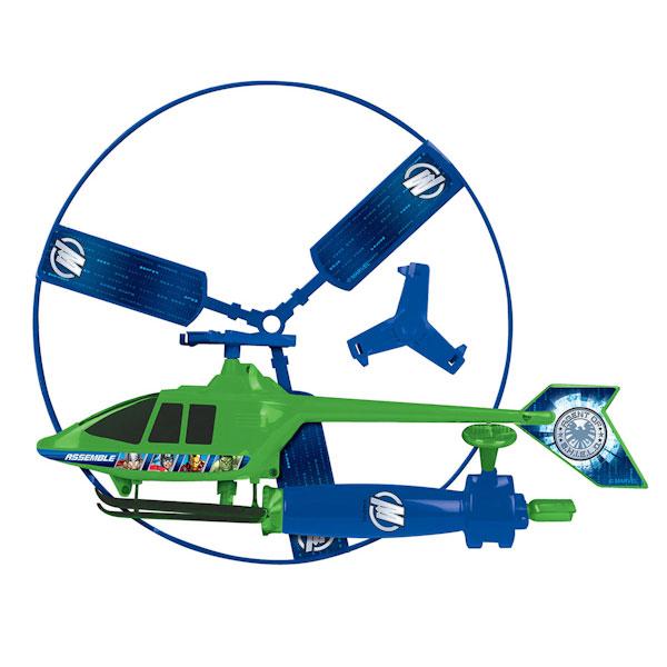 Вертолёт с устройством запуска «Мстители»Разное<br>Вертолёт с устройством запуска «Мстители»<br>