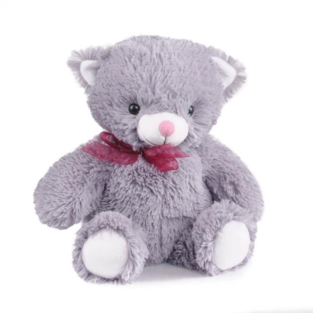 Мягкая игрушка Котик Мурзик, 25 см фото