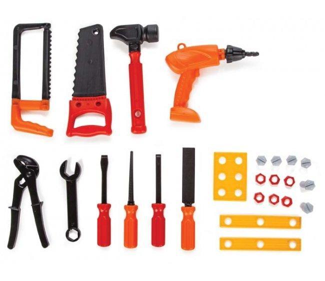 Купить Инструменты строителя Tool Set, 25 предметов, Pilsan