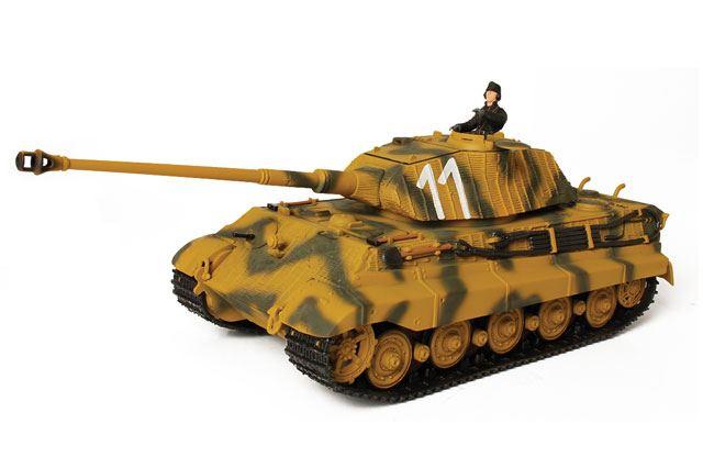 Коллекционная модель - Германия, танк Королевский Тигр, Франция, 1944 1:32Военная техника<br>Коллекционная модель - Германия, танк Королевский Тигр, Франция, 1944 1:32<br>