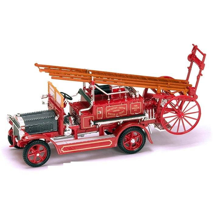 Пожарная машина 1921 Деннис N Тайп 1/43Пожарная техника, машины<br>Пожарная машина 1921 Деннис N Тайп 1/43<br>