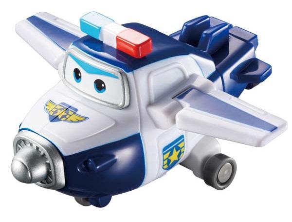Мини-трансформер Пол из серии Супер КрыльяСупер Крылья (Super Wings)<br>Мини-трансформер Пол из серии Супер Крылья<br>