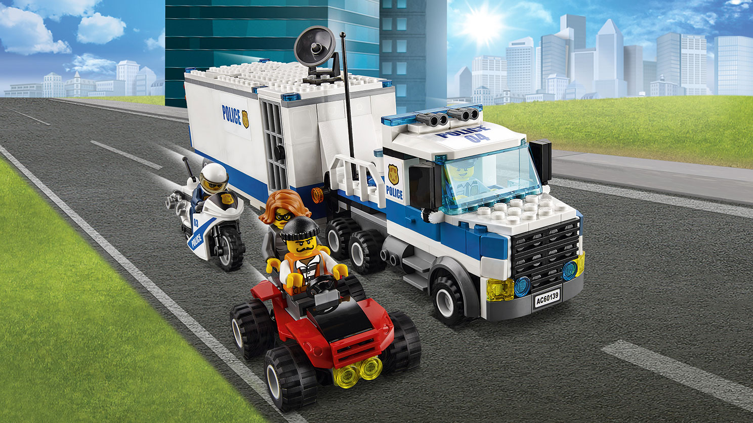 Лего сити картинки полиции