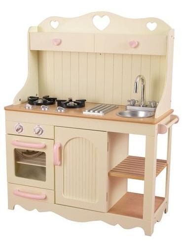Детская игрушечная кухня из дерева - ПрерияДетские игровые кухни<br>Детская игрушечная кухня из дерева - Прерия<br>