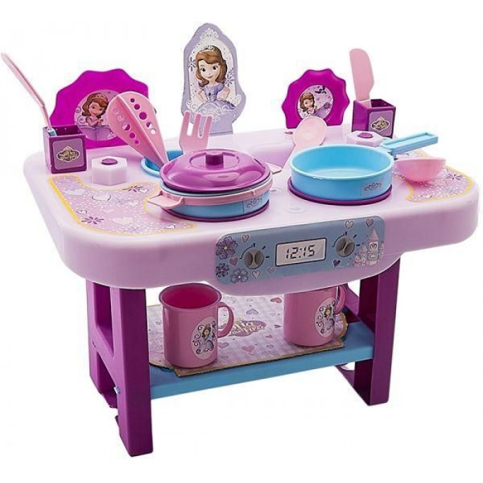 Игровая кухня - Принцесса СофияДетские игровые кухни<br>Игровая кухня - Принцесса София<br>