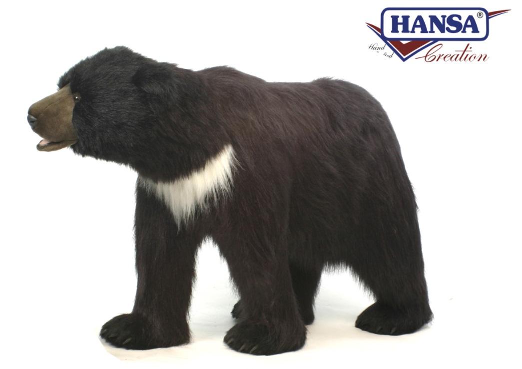 Мягкая игрушка - Медведь, стоящий на 4 лапах, 136 см