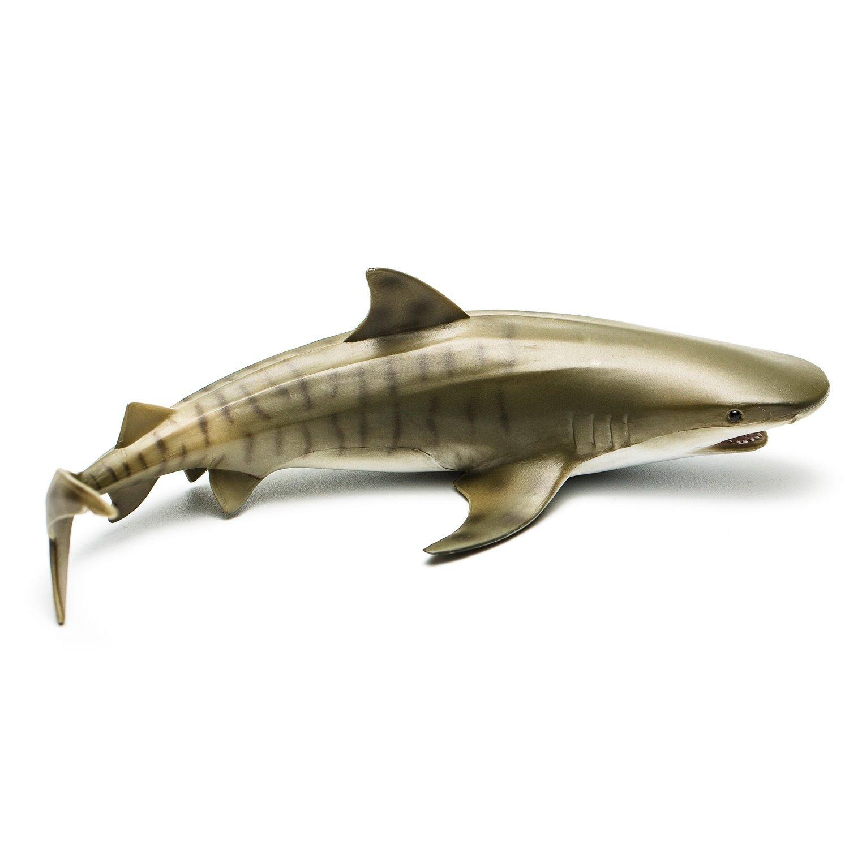 Фигурка - Тигровая акула, размер LМорской мир (Sea life)<br>Фигурка - Тигровая акула, размер L<br>