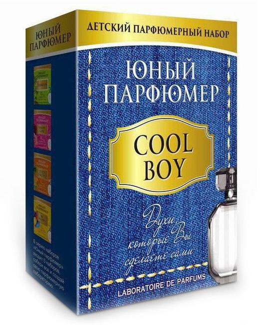 Набор Юный Парфюмер - Cool Boy для мальчиковЮный парфюмер<br>Набор Юный Парфюмер - Cool Boy для мальчиков<br>