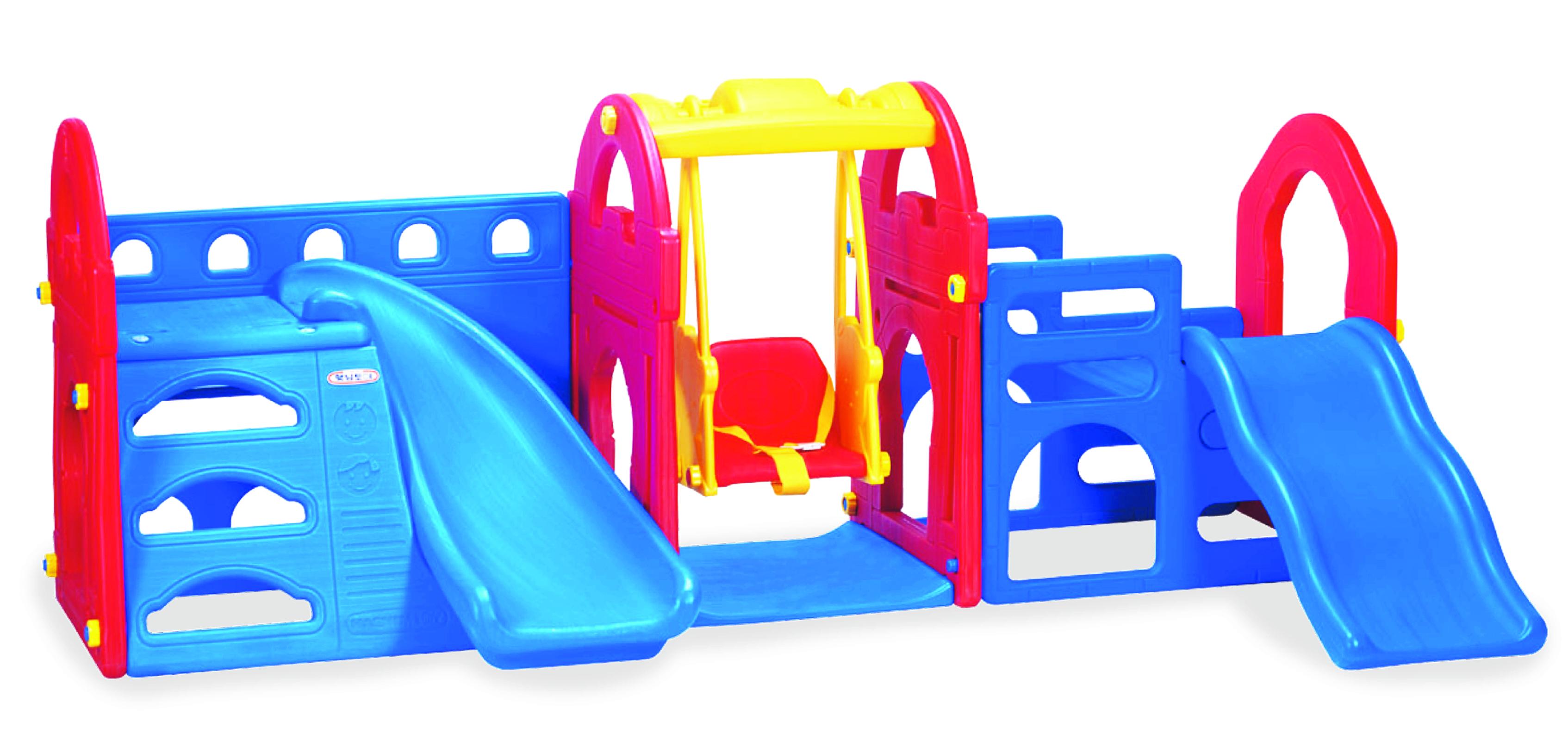 Детская игровая зона - КоролевствоДетские игровые горки<br>Детская игровая зона - Королевство<br>