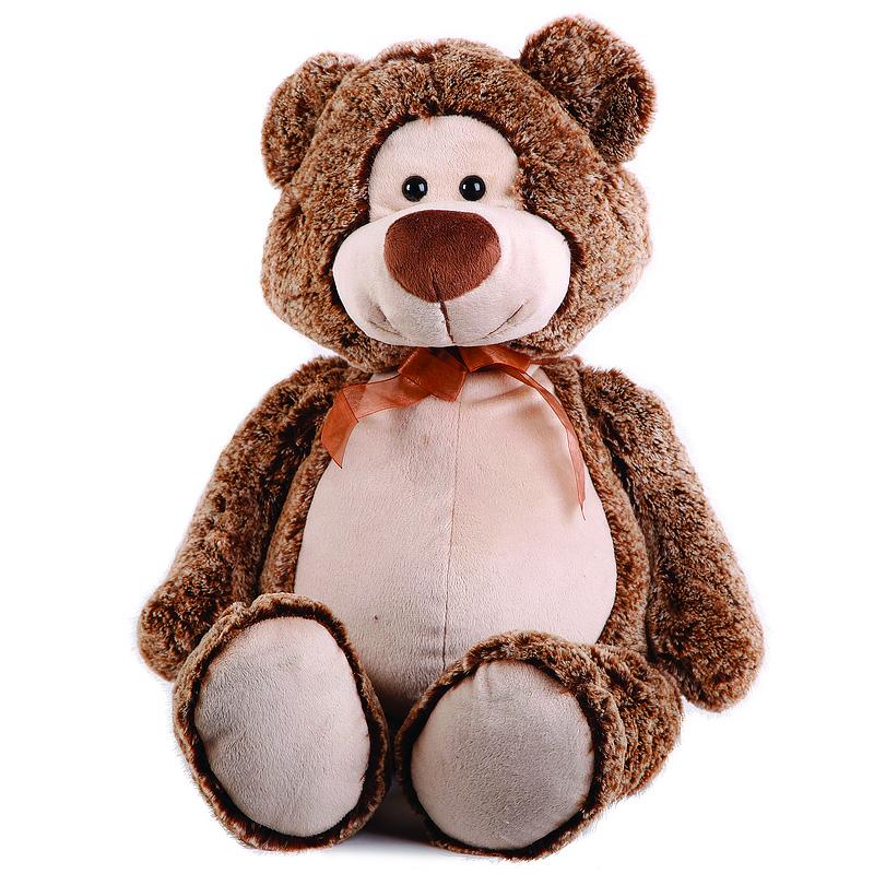 Мягкая игрушка Коричневый Мишка Потап, 40см - Медведи, артикул: 60713