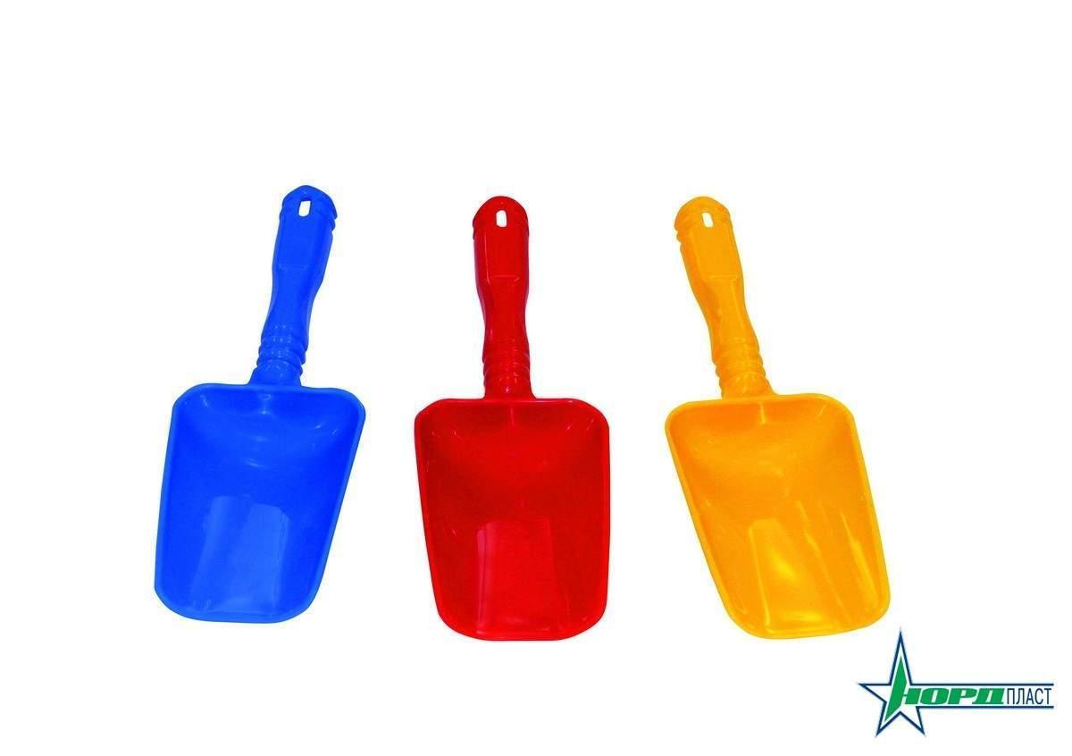 Совочек желтыйВсе для песочницы<br>Совочек желтый<br>
