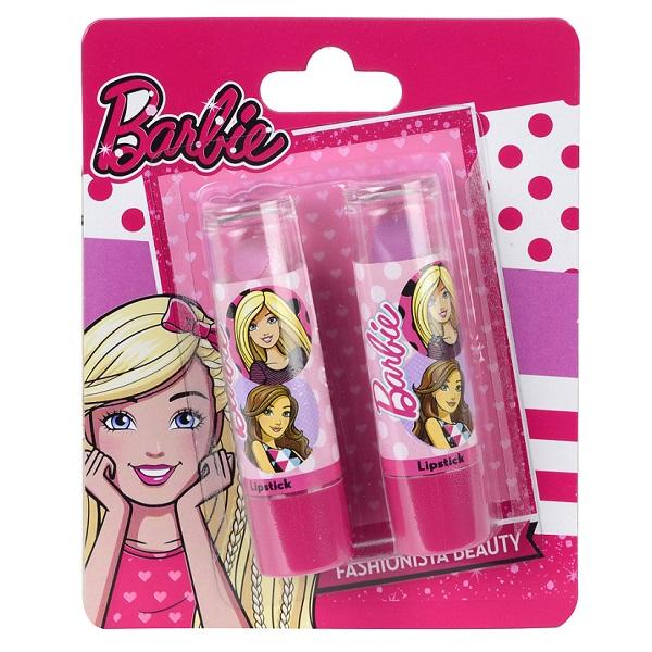 Купить со скидкой Игровой набор детской декоративной косметики для губ - Barbie