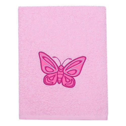 Купить Полотенце Бабочка, 70х100 см, Kidboo