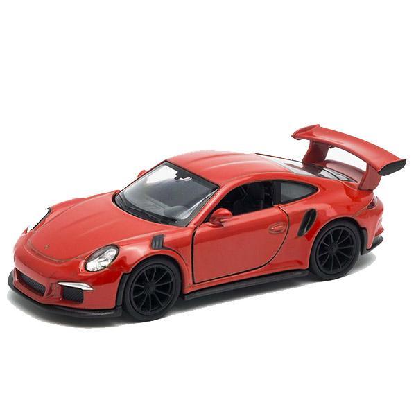 Игрушка модель машины 1:38 Porsche 911 GT3 RS WELLY