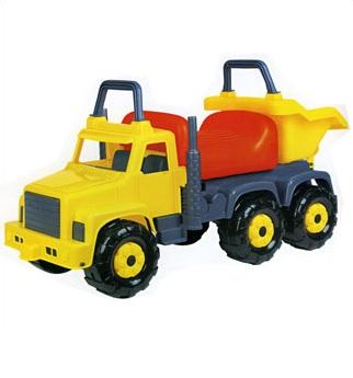 Каталка Автомобиль Супергигант-2 PLSМашинки-каталки для детей<br>Каталка Автомобиль Супергигант-2 PLS<br>