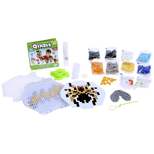 Набор для творчества из серии Qixels – НасекомыеДетский 3D принтер QIXELS<br>Набор для творчества из серии Qixels – Насекомые<br>
