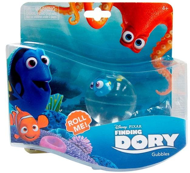 Маленькая Дори в водяном шарикеВ поисках Дори<br>Маленькая Дори в водяном шарике<br>