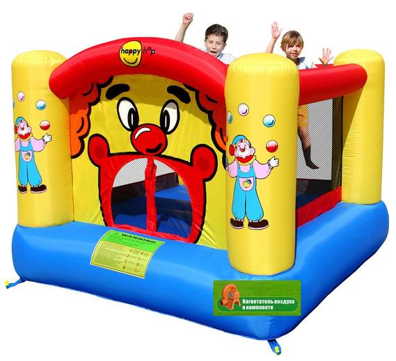 Батут надувной - Happy Hop Clown Bouncer 9001