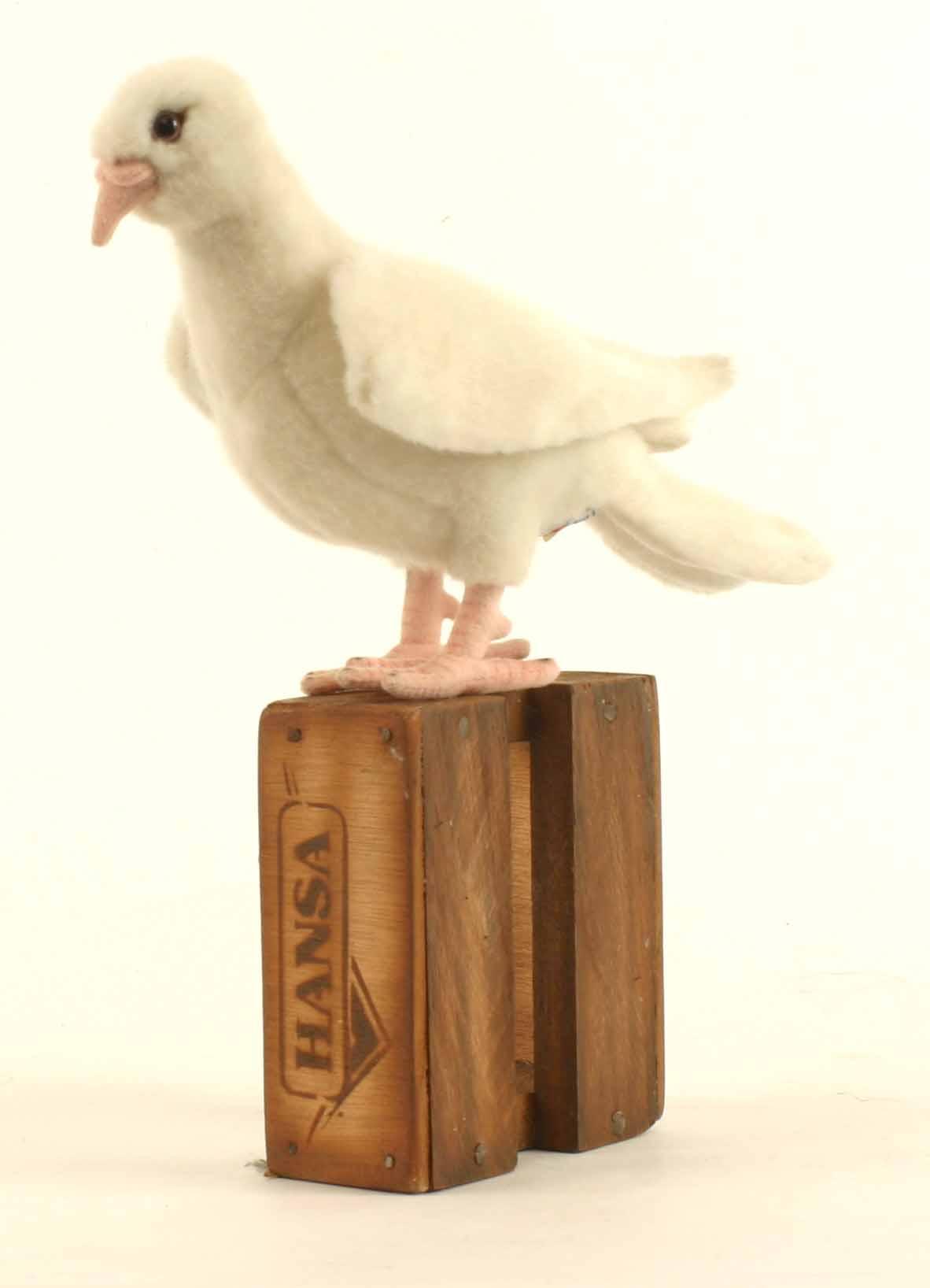Белый голубь, 20 смЖивотные<br>Белый голубь, 20 см<br>