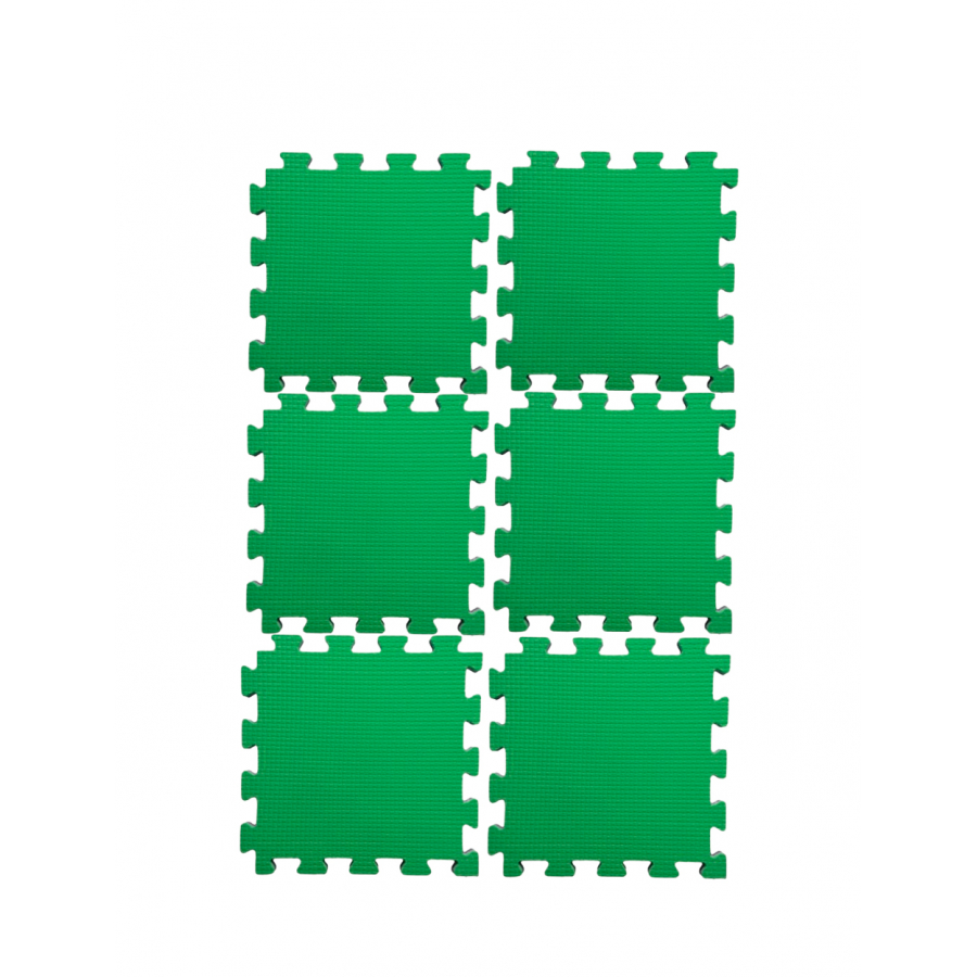 Будо-мат Kampfer №6, зеленый фото